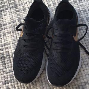 Women's Nike Epic React Flyknit 2 trainers, size 8